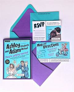 25 best ideas about comic book wedding on pinterest With wedding invitations less than 1