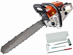 Neilsen Petrol Chain Saw 20 inch Bar and Chain - CT2292B