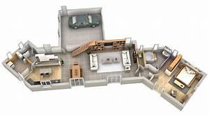 plan maison contemporaine cassis genoise villas club With plan d interieur maison moderne