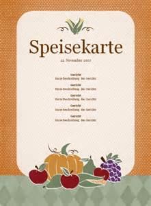 speisekarte design 2009 vorlagen kostenlos part 2