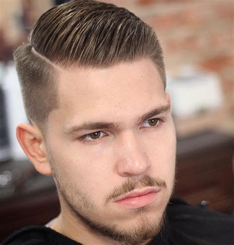 side part haircuts classic hairstyles  modern