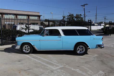 Bruce Willis' '55 Chevy Nomad