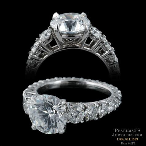 Michael B Jewelry Petite Riviera Diamond Ring