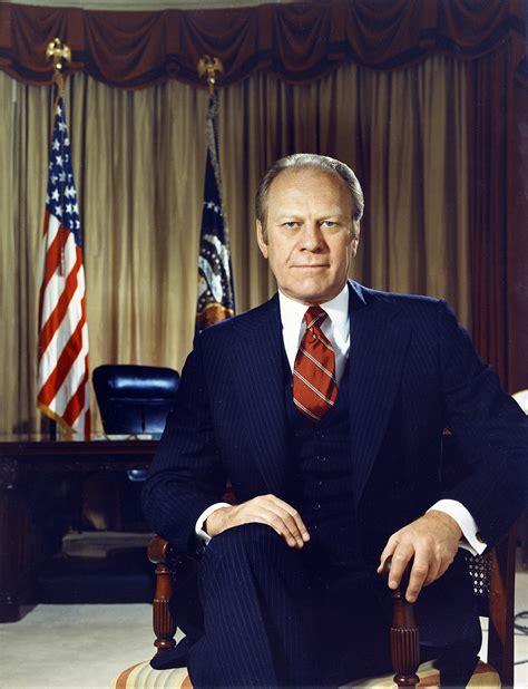 presidence de gerald ford wikipedia