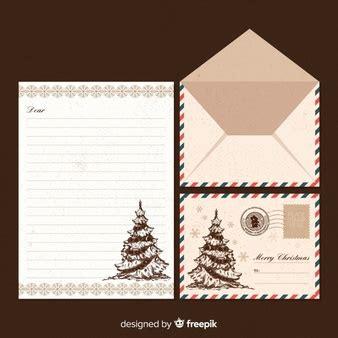 vintage envelopes vectors   psd files