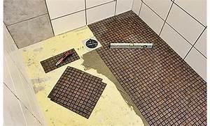 Bodengleiche Dusche Selber Bauen Selbstde