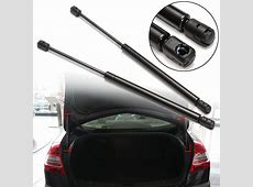 Pair Tailgate Rear Lid Lift Support Trunk Gas Struts