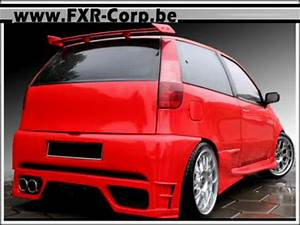 Fiat Punto Tuning Kit Carrosserie A4jpg Pictures