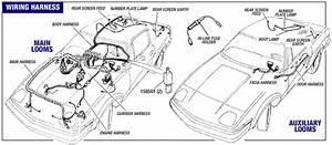 Triumph Tr7 Wiring Harness