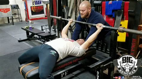 Bench Press Leg Drive by Tool To Create Correct Leg Drive Increase Your Bench