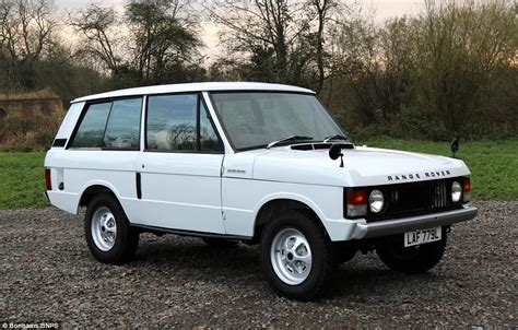 auto body repair training 1988 land rover range rover head up display range rover bought for 163 2 448 in 1973 gone up in value by 2 000 per cent daily mail online