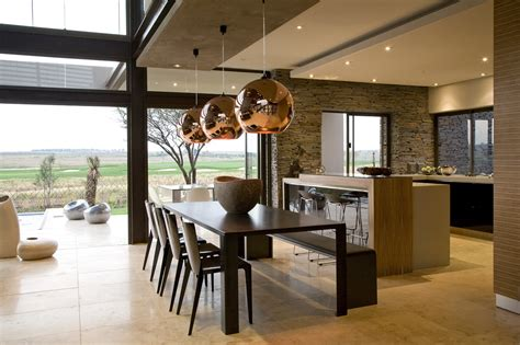 Contemporary Style : Serengeti House; Mansions Of South