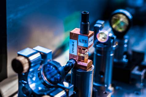 Scientific Photography: Research Laboratory, Laser ...