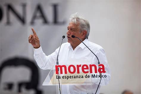 "AMLO: respeto la decisión de Margarita Zavala; ""son ..."