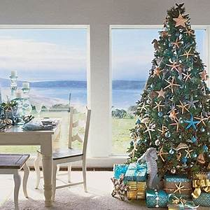 Holiday Style at the Beach Coastal Living