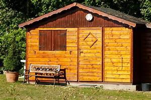 Construire Cabane De Jardin : construire un abri de jardin ~ Zukunftsfamilie.com Idées de Décoration