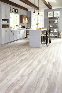 Farmhouse Light Grey Oak Laminate Flooring 3light Vinyl