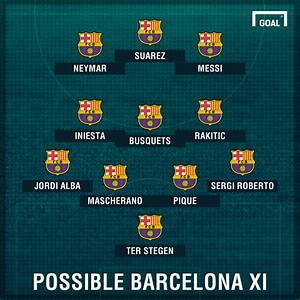 How Barcelona and Atletico could line up Spain 20 September 2016 14:44, Sport News