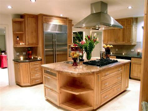 stylish kitchen islands hgtv