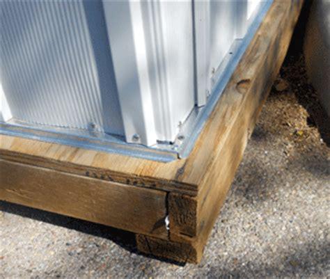 wood floor   metal shed  plastic shed