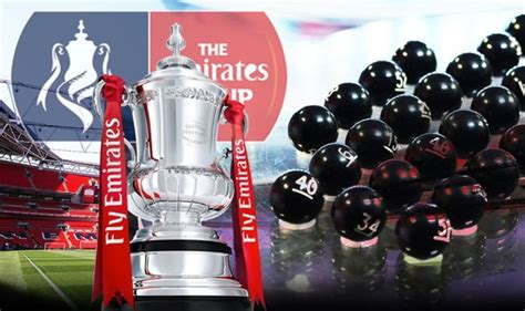 FA Cup draw LIVE: Third round ties decided as Man Utd ...