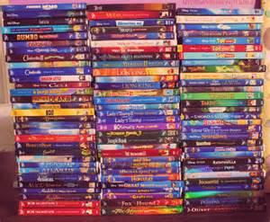 Disney Movie Collection DVD