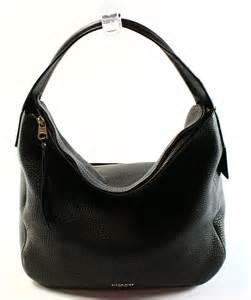 Handbag Leather Coach Purse