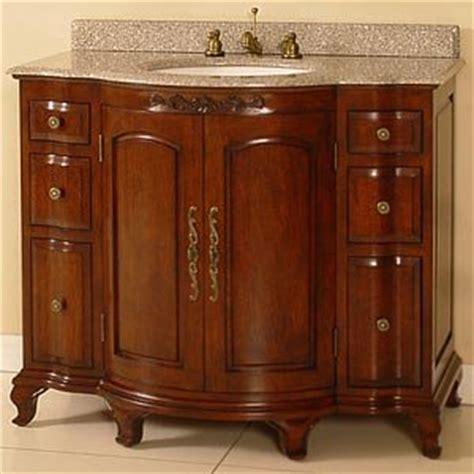 buy 6 drawer vanity granite top backsplash product for