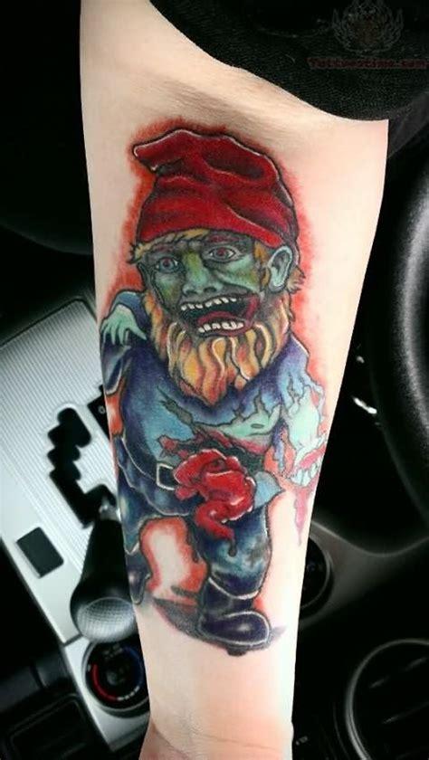 spectacular gnome tattoo designs