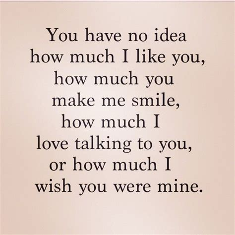 I Wish You Re Mine Quotes