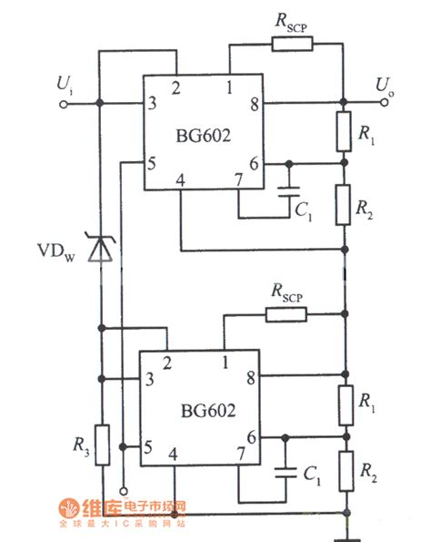 The Integrated Regulated Power Supply With Superposition