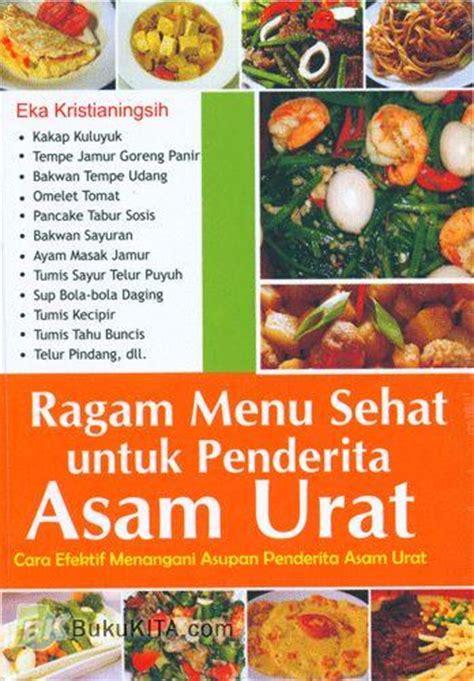 Resep Masakan Untuk Penderita Kolesterol Dan Asam Urat