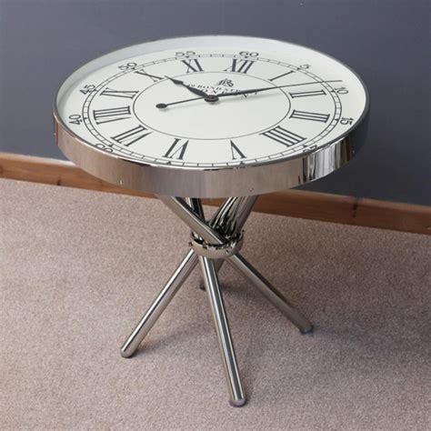 clock table cm decorum