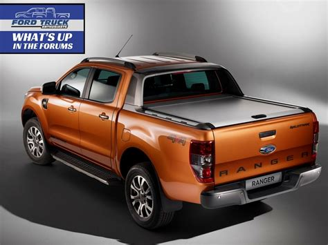 ranger   offered exclusively  ecoboost power