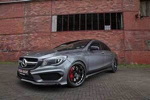 Mercedes Classe Cla Amg : schmidt revolution releases mercedes amg cla 45 ~ Medecine-chirurgie-esthetiques.com Avis de Voitures