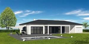 Style De Maison : construction maison style constructions maison ~ Dallasstarsshop.com Idées de Décoration
