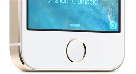 iphone touch id the iphone 5s touch id fingerprint sensor