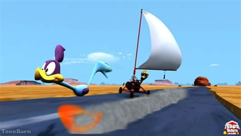 Sailboat Fails by Bugs And Daffy Hit Casa De Calma On The Looney Tunes Show