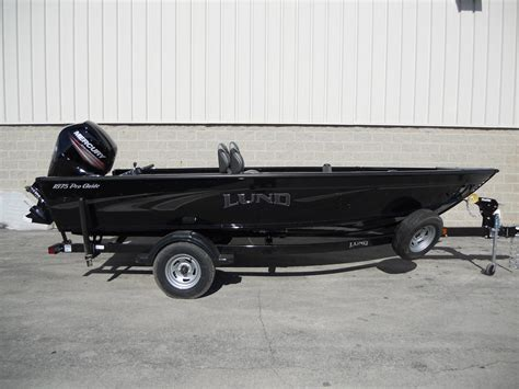 Lund Boats Pro Guide by Lund 1875 Pro Guide Boats For Sale In United States