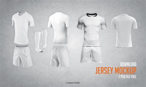 gratis mockup jersey psd terbaru jago desain