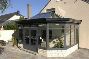 Prix Veranda Rideau : prix vitrage pour v randa ~ Premium-room.com Idées de Décoration