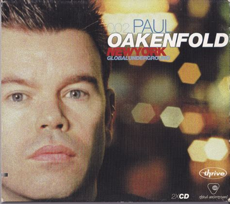 Paul Oakenfold  Global Underground 002 New York (cd) At