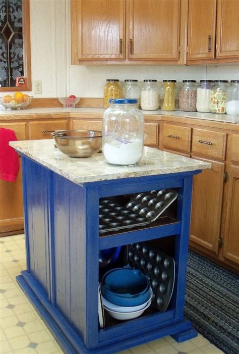 granite butcher block table two nightstands placed back to back with butcher block or