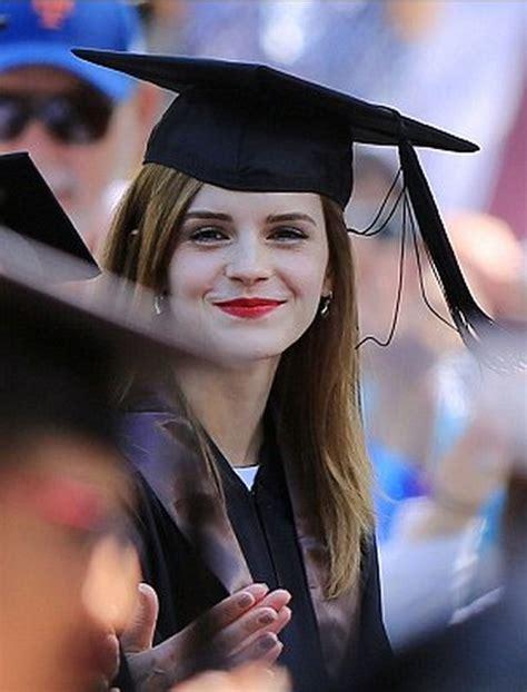 emma watson fotos de su graduacion taringa
