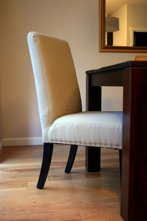 Upholstery For Dining Chairs so proud of my upholstery project nailhead parsons