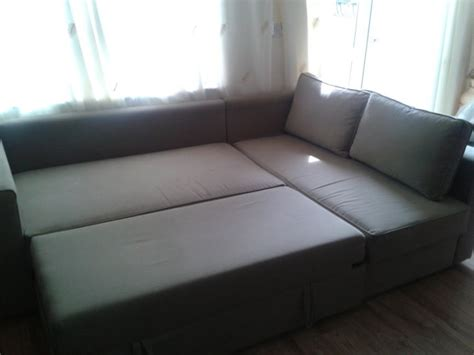 Ikea Manstad Corner Sofa Bed For Sale In Ringsend, Dublin