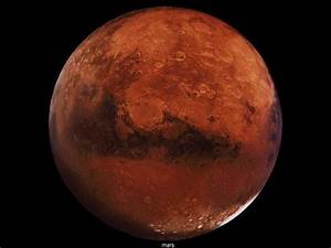 Planet Mars Man - Pics about space
