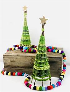 Diy Woven Willow Branch Mini Christmas Tree  U2013 Explore Home