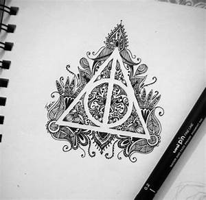 harry potter symbol | Tumblr