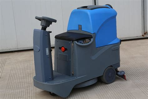Commercial Floor Scrubbers Machines by Commercial Industrial Cleaning Floor Scrubber Machine For